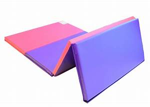 "4' x 8' x 2"" Gymnastics Mat Intermediate Level AK"