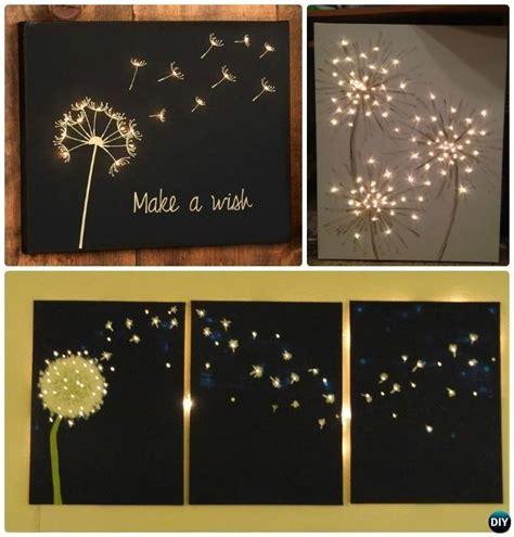 20 dandelion canvas wall art wall art ideas