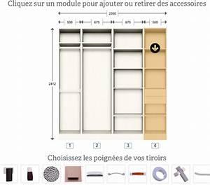 Prix Dressing Sur Mesure : crush un dressing sur mesure pour la rentr e ~ Premium-room.com Idées de Décoration