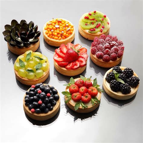 fruit tarts decoration ideas candy desserts fruit