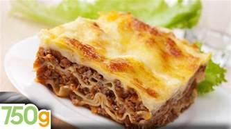 recette lasagne maison italienne recettes de lasagne bolognaise maison lasagna subtitles 750 grammes