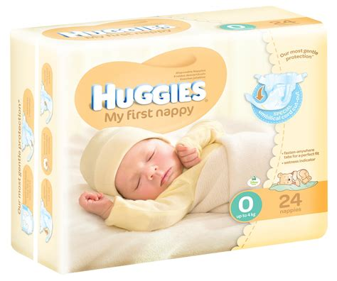 Huggies Launches My First Nappy For Newborns Rattle And Mum