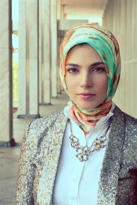 hijab style   photo hijabiworld