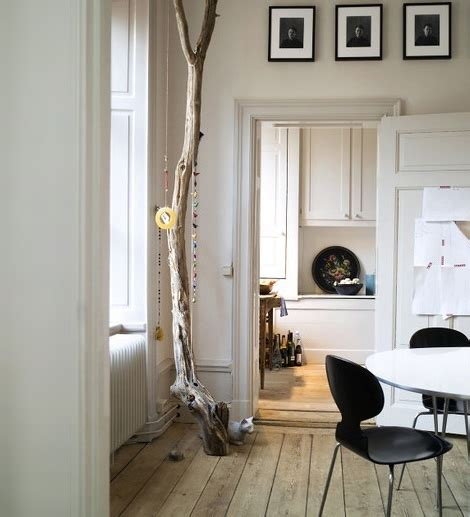lovely ideas  decorate  interior  tree branches