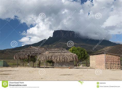 plateau canap c near roraima plateau royalty free stock image image