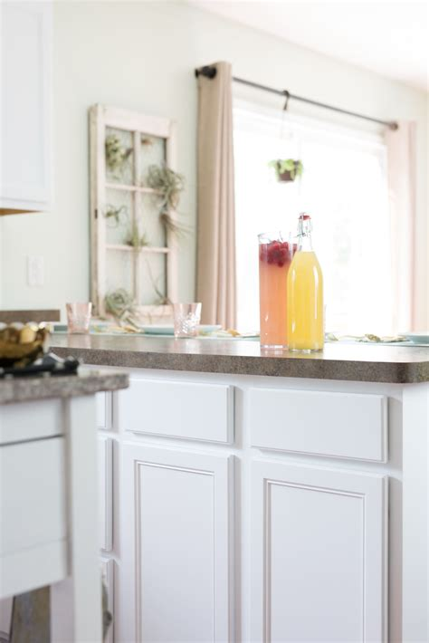 How To Clean Wood Cabinets In The Kitchen by How To Clean Painted Wood Cabinets Kitchn