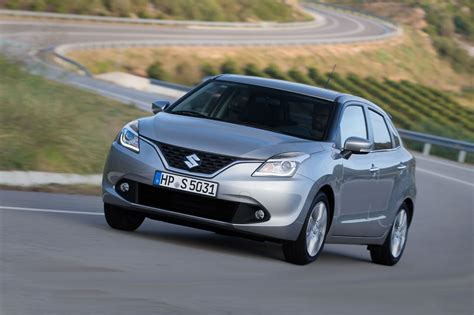Suzuki Car : Suzuki Baleno 1.0 Boosterjet (2016) Review By Car Magazine