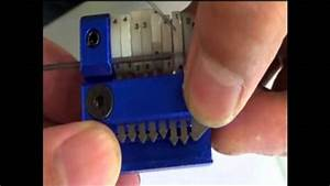 Manual Key Cutting Machine Support All Key Lost