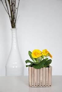 Ich Und Mein Holz Download : upcycling tetrapack blumentopf mit gravierter holzdeko mein ideenf nger diy blog mit ~ Watch28wear.com Haus und Dekorationen