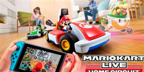 mario kart  home circuit es el nuevo juego de carreras  nintendo switch bolavip