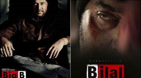 Mammootty Is Back As The Iconic