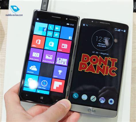 nokia 2014 mobile mobile review ifa 2014 nokia lumia 830
