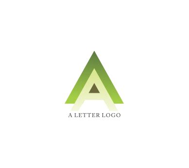 vector alphabet a logo design download vector logos free download list of premium logos free