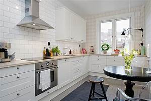 White Modern Dream Kitchen Designs IDesignArch