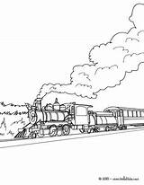 Steam Engine Coloring Train Landscape Hellokids Drawing Colouring Adult Rail Tattoo Trains Facts Disney Locomotive Transportation Printable Sheets Management Recession sketch template