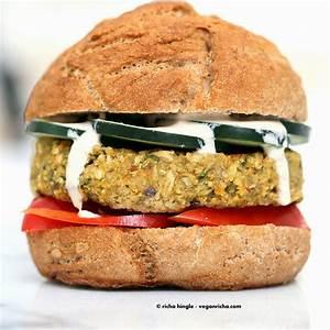 Bun Bun Burger Schwenningen : artichoke spinach cauliflower bean burgers grill able vegan veggie burger recipe vegan richa ~ Avissmed.com Haus und Dekorationen