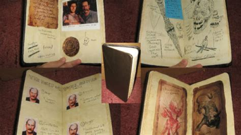 nathan drakes uncharted  notebook brought  life