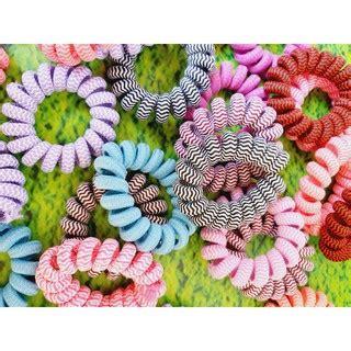 karet rambut spiral bagus bgs shopee indonesia