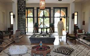 Art And Interior Design Colleges Morocco S Peacock Pavilions A Luxury Guest House That