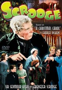 "Scrooge (1935) - 11"" x 17"" Poster - Alpha Video 