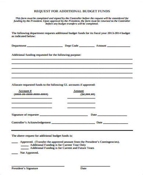 budget request form teacheng us