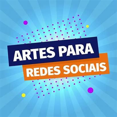 Redes Sociais Artes Banner Arte Elo7