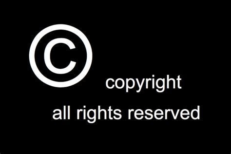Using Copyrighted Material