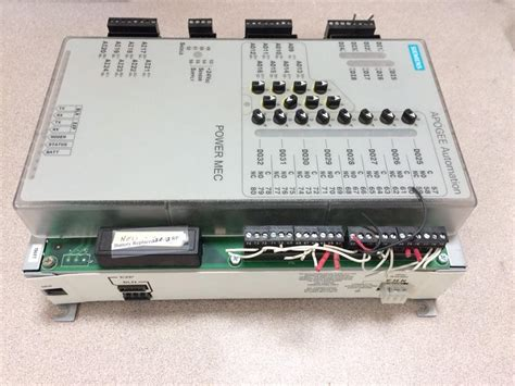 Siemens Apogee Automation P