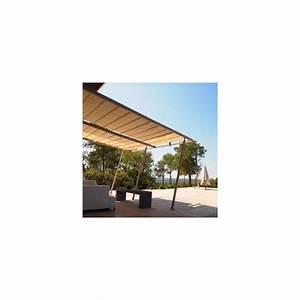 Pergola Adossée 4x4 : toile coulissante pour tonnelle adoss e 4x4 boston gamm vert ~ Melissatoandfro.com Idées de Décoration