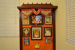 easy home made pooja mandap usa with the materials from With kitchen cabinets lowes with indian wall art tapestry