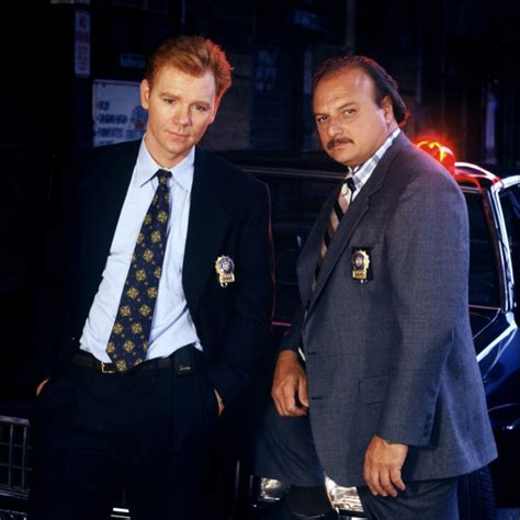 david caruso partner the gallery for gt sharon lawrence nypd blue shower