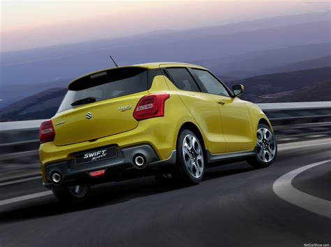2018 Suzuki Swift Sport Unveiled Newsarticlesmotorists