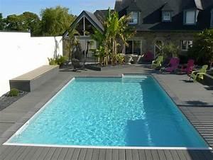 amenagement autour d une piscine dootdadoocom idees With jardin autour d une piscine 4 paysage decors creations paysage decors