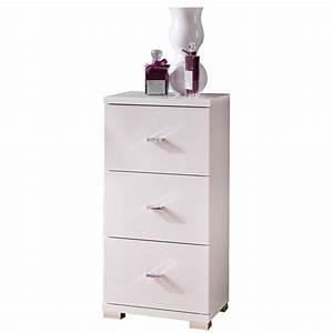 Badezimmerschrank Hochglanz Weiß : kommode mogo badezimmerschrank in wei hochglanz neu ebay ~ Indierocktalk.com Haus und Dekorationen