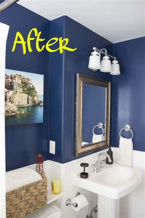 bathroom cool ideas  inspiration  nautical themed