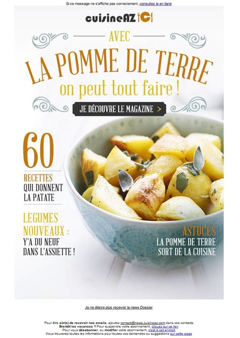 cuisine etc galerie de newsletters cuisine az spécial pomme de