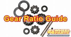 Gear Ratio Guide