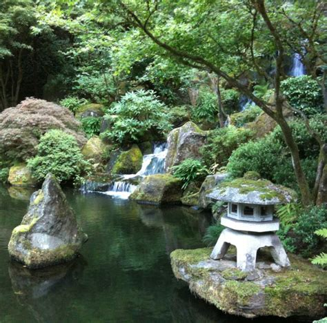 portland japanese garden portland oregon beautiful