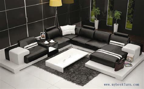 Multiple Combination Elegant Modern Sofa, Large Size