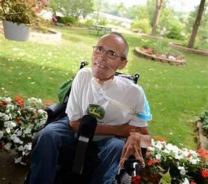 Batavia man with muscular dystrophy celebrates 50th birthday