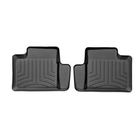 weathertech floor mats gmc terrain weathertech floorliner black for chevy equinox gmc terrain