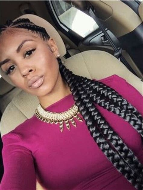 50 Goddess Braids Hairstyles   herinterest.com/