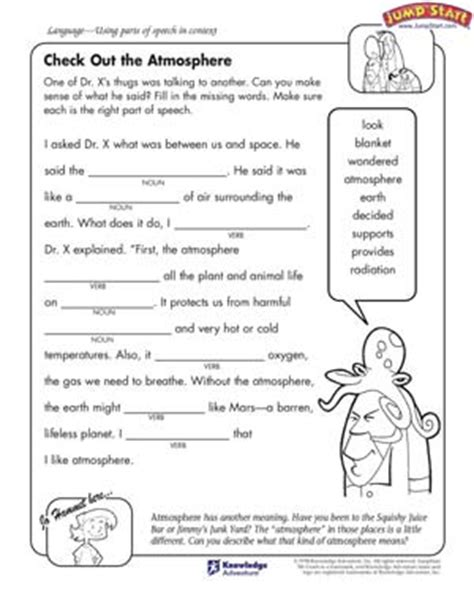 common language arts worksheets 7th grade common
