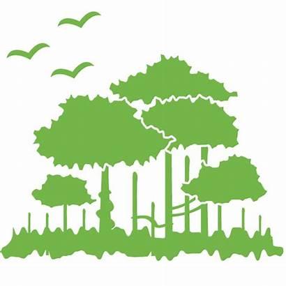 Environment Forest Transparent Clipart Random Icon Clip