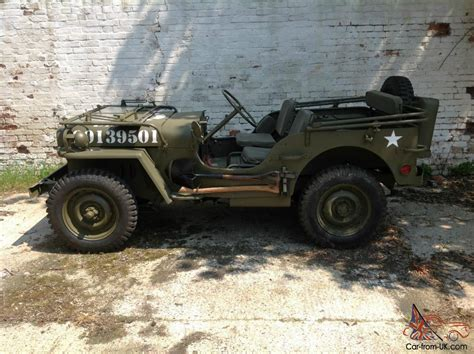 wwii jeep for sale 1942 willys ford gpw ww2 jeep and trailer for sale images