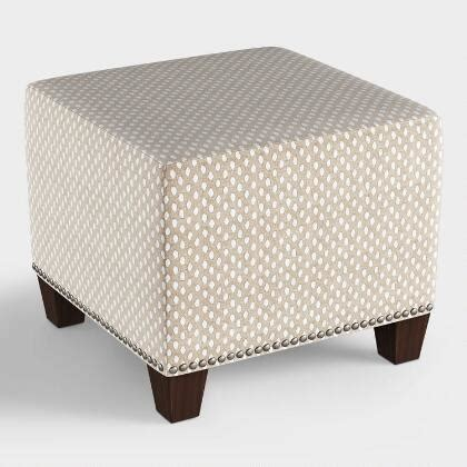 world market ottomans benches and ottomans storage tufted uphostered