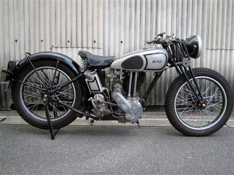 Shunsuke's 1936 Model 18 Norton