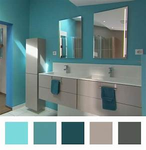 17 best images about reno on pinterest turquoise videos With salle de bain couleur taupe