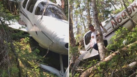 pilot survived  plane crash  documented