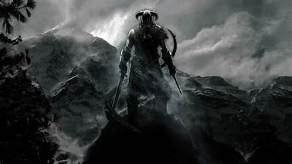 Skyrim Desktop Elder Scrolls Wallpapers Backgrounds Ultra